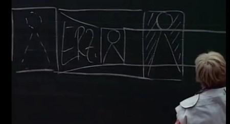 """Screenshot aus dem Vortrag """"Pragmatische Esoterik"""" von Vera F. Birkenbihl."""