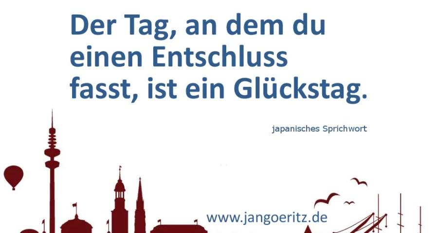 Glückstag - Jan Göritz - Heilpraktiker für Psychotherapie, Psychologischer Berater, Psychotherapeut (HeilprG) in Hamburg