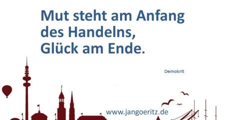 Demokrit - Jan Göritz - Heilpraktiker für Psychotherapie und Psychologischer Berater in Hamburg