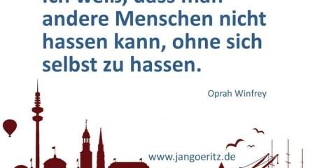 Hass - Jan Göritz - Heilpraktiker für Psychotherapie, Psychologischer Berater, Psychotherapeut (HeilprG) in Hamburg