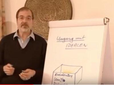 Bewusst leben (Psychologie für den Alltag) – 08 – Innere Ökologie – Gesunder Umgang mit Idealen