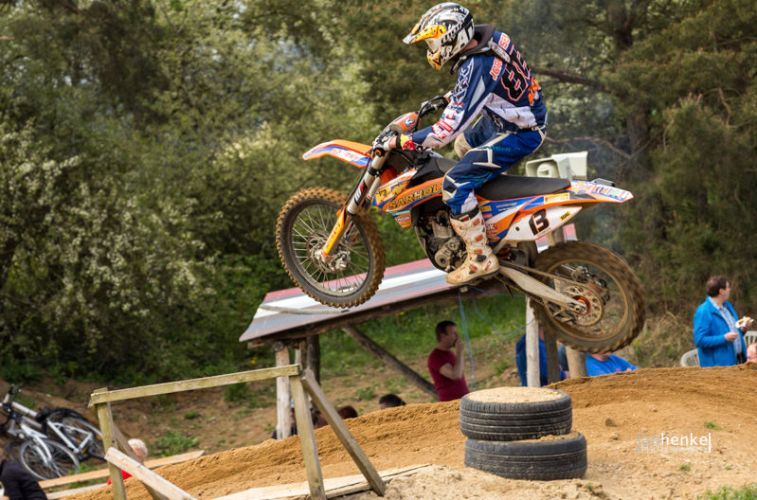 Motocross TB April-65