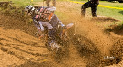 Motocross TB April-95