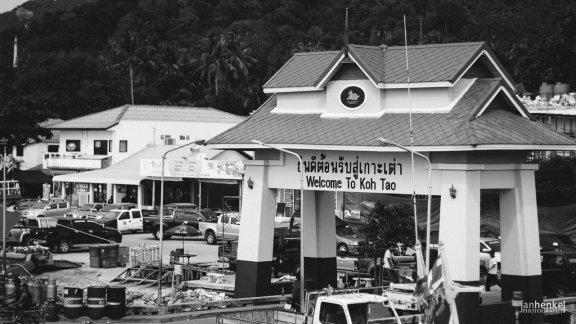Koh Tao - Pier