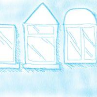 Fenster zeichnen - so geht's
