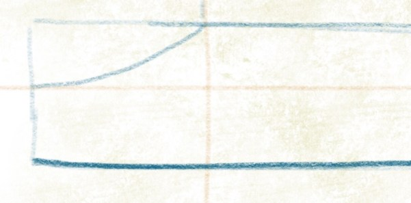 Luxusyacht zeichnen - Deck Geländer zeichnen