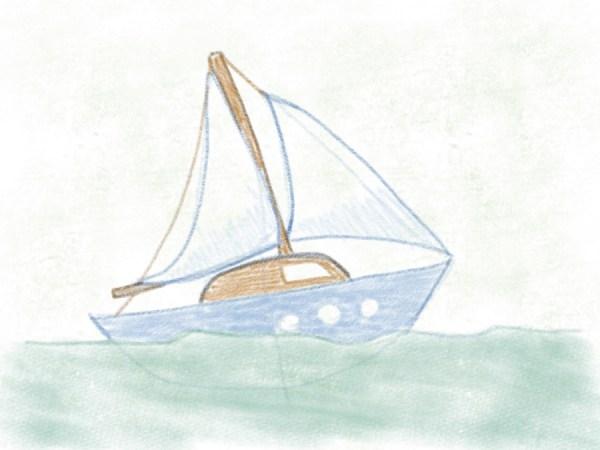 segelboot – 19