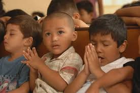 Let Them Come: Teaching Children to Pray