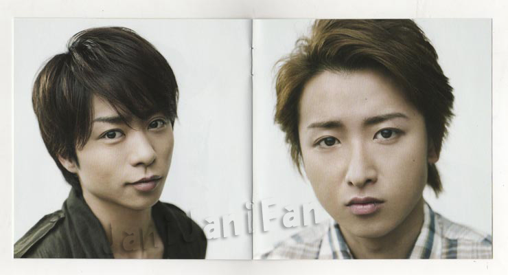 CD+DVD ★★ 嵐 2010 シングル「To be free」初回プレス仕様 - JaniJaniFan