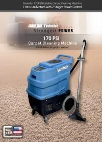 Carpet Extractor, Carpet Extraction Machine, Carpet ...