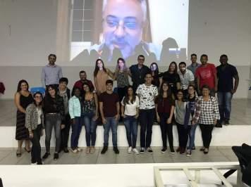 Cine Divã: Participantes vivenciam uma nova experiência