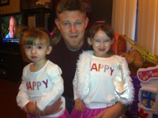 The Girls with Daddy