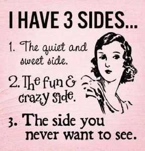 Three Sides, This Mom's Confessions