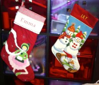 The Girls Stockings...