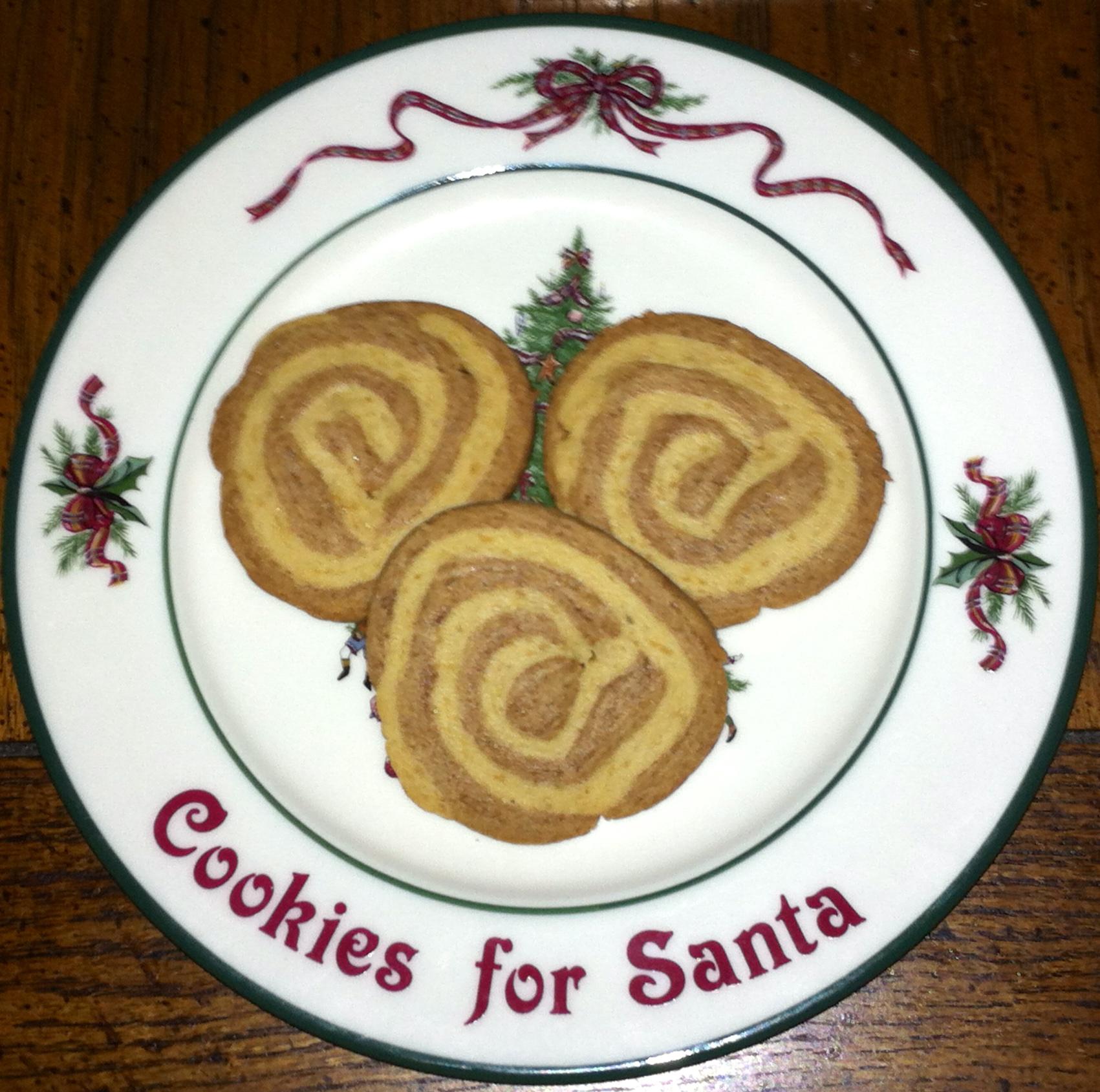 Nana's Ice Box Cookies