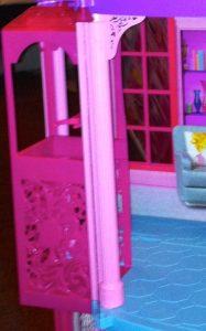 Barbie Dreamhouse Elevator