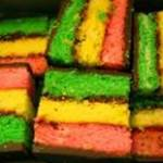 Three Colored Cookies Recipe