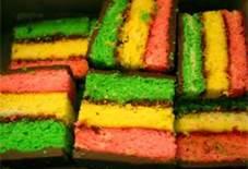 Three Colored Cookies Recipe