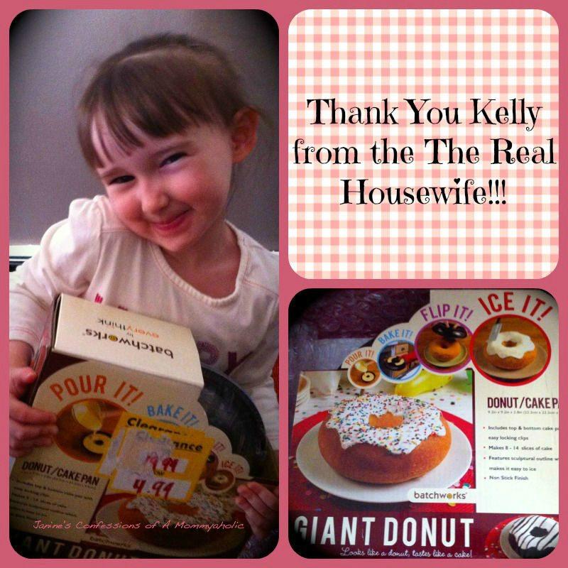 Donut Shop Cake Pan!!!