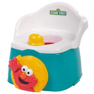 Elmo Potty Seat Emma Picked Out!!