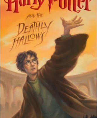 Harry Potter and The Deathly Hallows--Book 7...Finally!!
