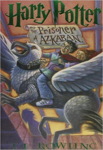 Harry Potter and The Prisoner of Azkaban--Book 5