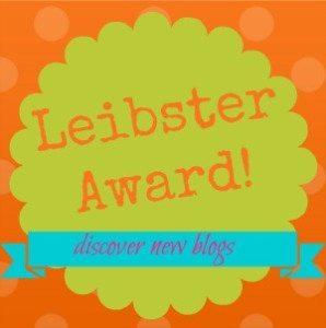 Liebster Award!!