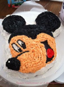 Mickey Mouse--Lily 1st Birthday