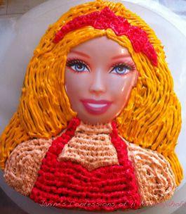 Barbie--Lily 2nd Birthday