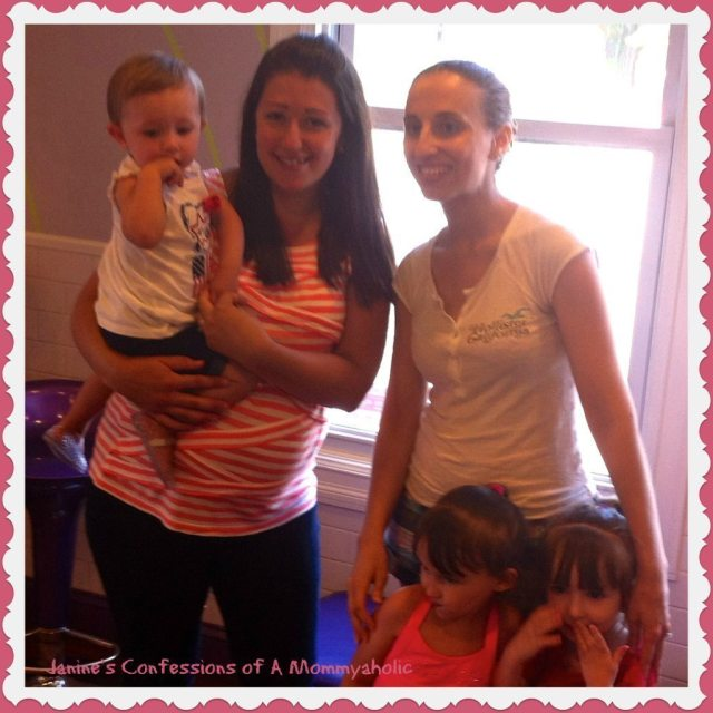 Wonderful Bloggy Meet-Up with Kera, from Nugget on a Budget and her adorable little girl, Sophia!!