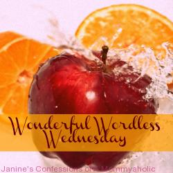 Wonderful Wordless Wednesday