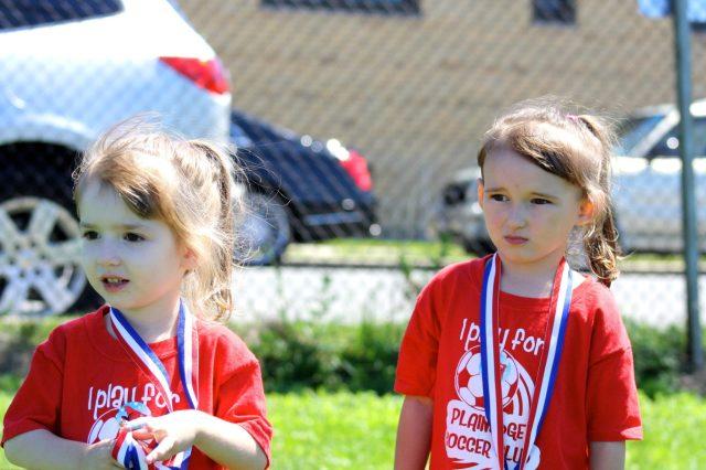 Last Day of Summer Soccer-Medals
