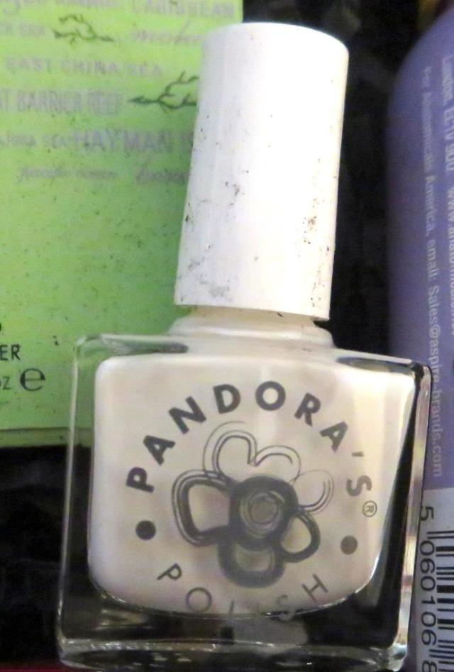 Pandora's Nail Polish