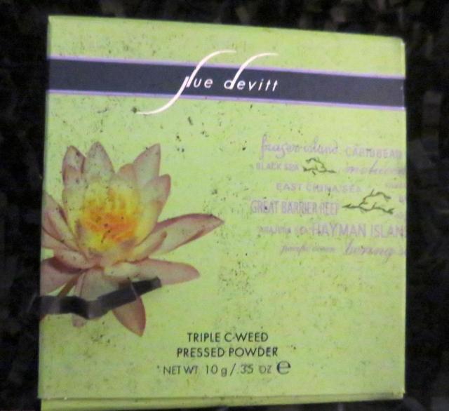 Sue Devitt Pressed Powder