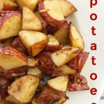 Onion Soup Mix Oven Roasted Potatoes