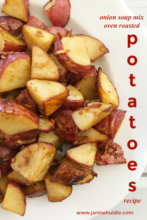 oven roasted potatoes, This Mom's Confessions