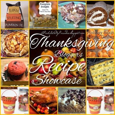 Thanksgiving Recipes Roundup