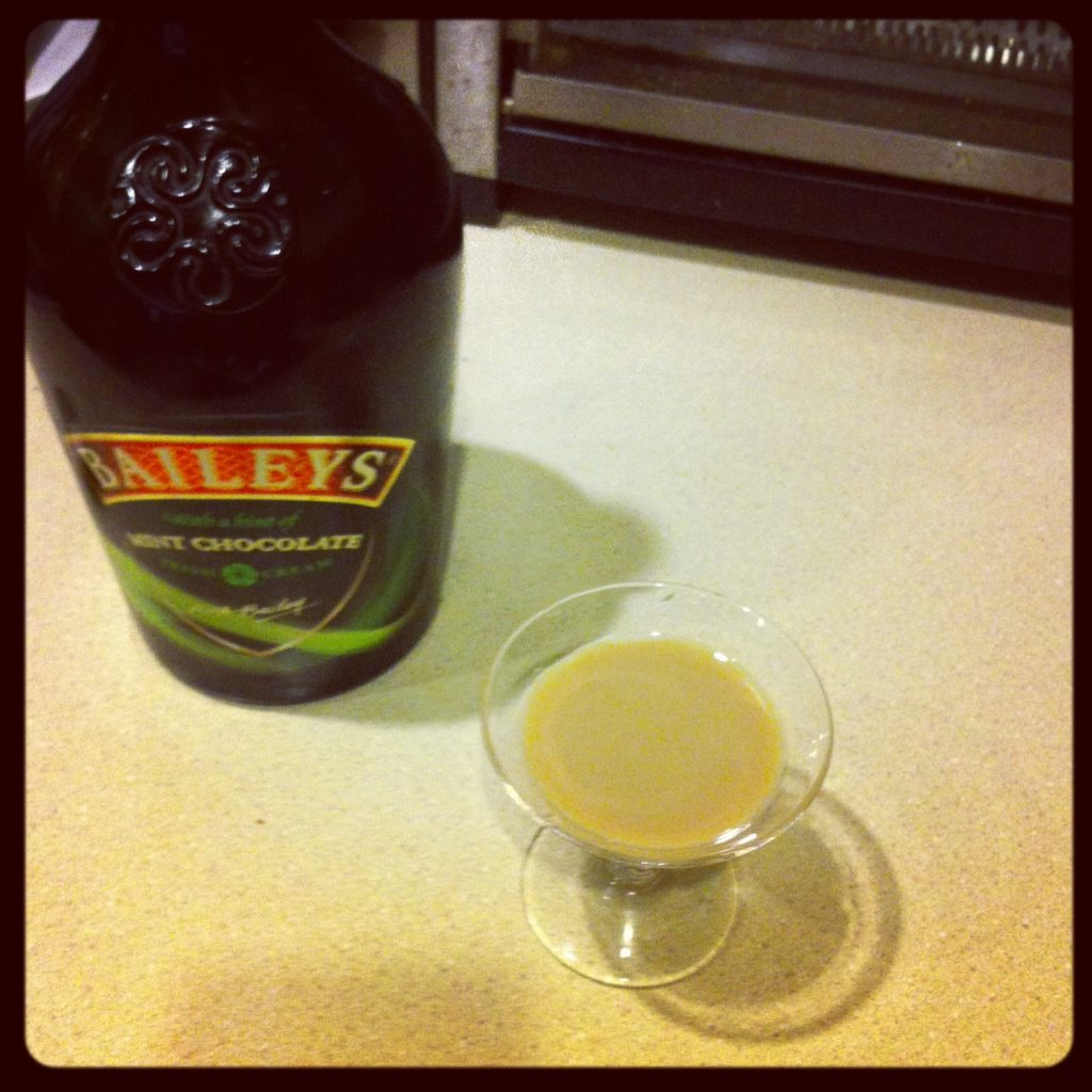 Can never go wrong with Bailey's!!