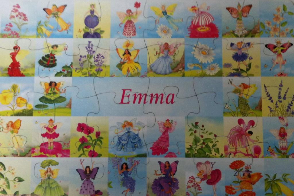 Emma's Personalized Puzzle