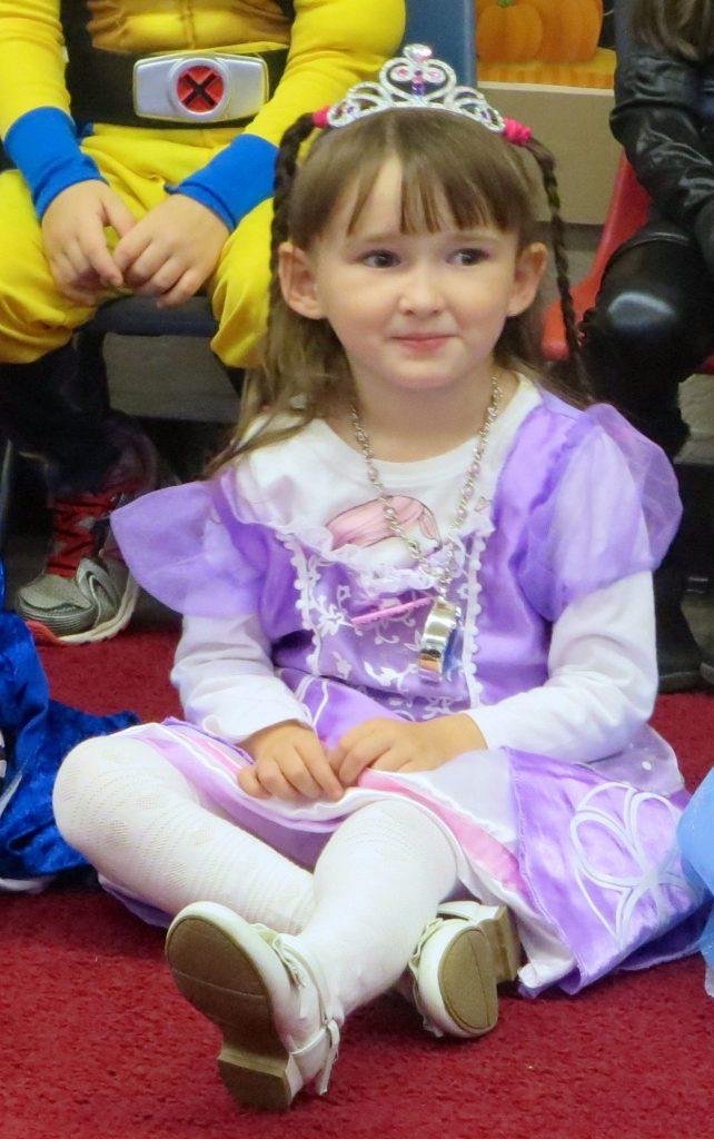 Princess Sofia aka Emma