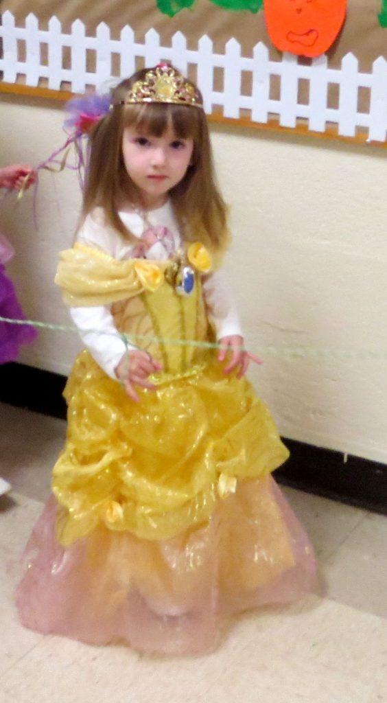 Belle aka Lily