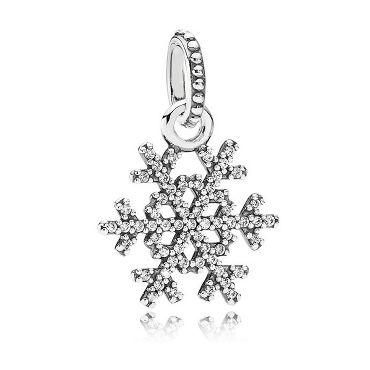 Finally got my Snowflake charm!