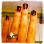 Nails, Nails, Nails ~ Glitter Polish