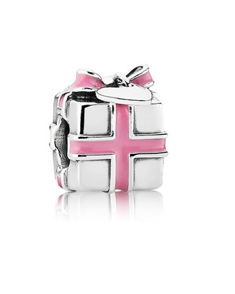 Pandora Wrapped in Love Charm