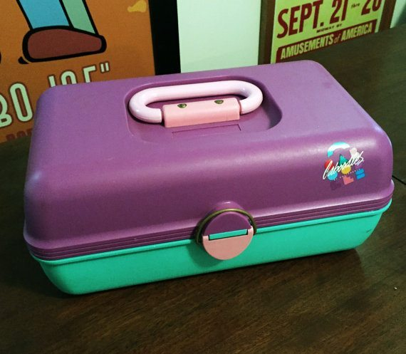 My Caboodle looked Just like this one!