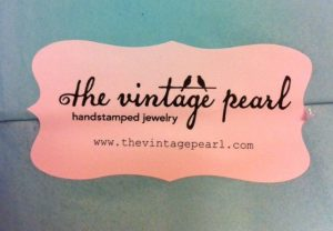 The Wrapping for My Vintage Pearl Necklace - So Pretty!
