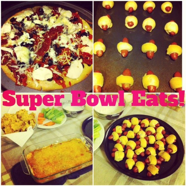Super Bowl Treats - Total Cheat Night for Sure Diet Wise