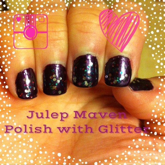 Julep Maven Elle & Essie Luxeffects Jazzy Jubuliant