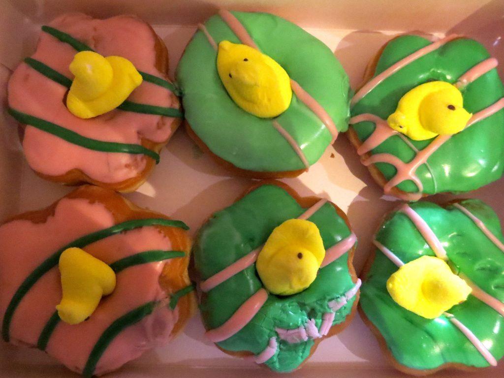 New Half Dozen Peeps Donuts