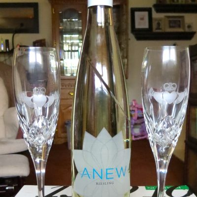 Let There Be Wine With Anew Riesling Wine